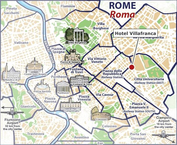 Booking Rome Hotel